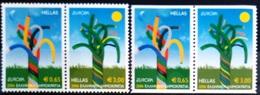 EUROPA        ANNEE 2006       GRECE         N° 2330/2333           NEUF** - 2006