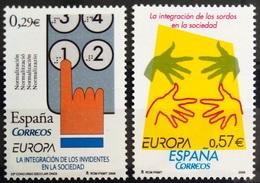 EUROPA        ANNEE 2006       ESPAGNE         N° 3861/3862           NEUF** - Europa-CEPT