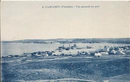 Carte Postale Ancienne De Camaret Vue Générale Du Port - Camaret-sur-Mer