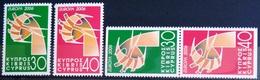 EUROPA        ANNEE 2006       CHYPRE          N° 1085/1086 + 1085a/1086a           NEUF** - 2006