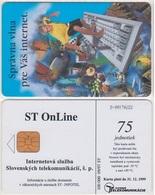 527/ Slovakia; P68. Internet - Slowakei