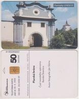 529/ Slovakia; P?. Piarska Gate - Slowakei