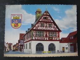 Allemagne - Deutschland - Germany --- GROSS GERAU - Rathaus - 1966 - Gross-Gerau