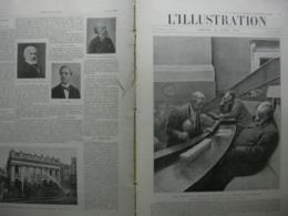 L'ILLUSTRATION N° 3137 ESTEREL/ TUAMOTOU/ LISBONNE/ MEETING NICE/ ASSOUAN/ - Journaux - Quotidiens