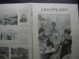 L'ILLUSTRATION N° 3139 LOUBET EN ALGERIE/ LE MILLION DES CHARTREUX/ EDOUARD VII/ AMSTERDAM - Journaux - Quotidiens