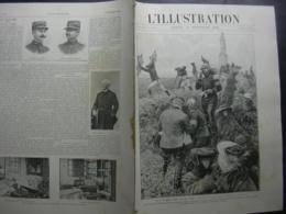L'ILLUSTRATION N° 3161 MANŒUVRES DU SUD EST/ CUIRASSES/ CHINE/ RANAVALO/ ALGERIE - Journaux - Quotidiens