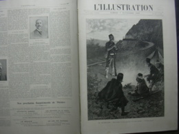 L'ILLUSTRATION N° 3167 MACEDOINE/ THEODORE MOMMSEN/ PRUDHOMMES/ SOUS MARINS/ ROUMANIE - Journaux - Quotidiens