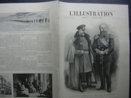 L'ILLUSTRATION N° 3183 GUERRE RUSSO JAPONAISE/ TORPILLES/ AFRIQUE DU SUD/ INONDATIONS/ AVION ARCHDEACON/ - Journaux - Quotidiens