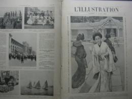 L'ILLUSTRATION N° 3188 JAPON/ LA TOUR D'AUVERGNE/ LOUISE MICHEL/ GUERRE RUSSO JAPONAISE - Journaux - Quotidiens