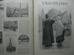L'ILLUSTRATION N° 3251 REVOLUTION NORVEGE/ SANTOS DUMONT/ GALLIENI/ ROOSEVELT - Journaux - Quotidiens