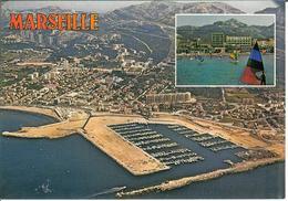 MARSEILLE Port De La Pointe Rouge Et Vue 1984 - Autres