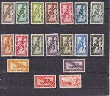 INDOCHINEPOSTE AERIENNE 1/15  LUXE NEUF SANS CHARNIERE - Indochine (1889-1945)