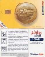 557/ Serbia; Christian Amulet - Jugoslawien