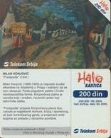 558/ Serbia; Village - Jugoslawien