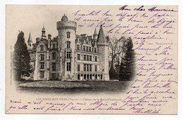 LES TROIS MOUTIERS --1902--Chateau De La Motte-Chandenier ....................à Saisir - Les Trois Moutiers