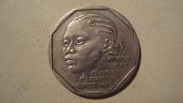 MONNAIE CONGO 500 FRANCS 1986 ( République Populaire ) - Congo (República Democrática 1998)