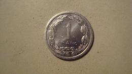 MONNAIE ETATS DE L'AFRIQUE CENTRALE 1 FRANC 2003 - Monnaies