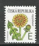 Tchechie 2019  Yv 917, Hoge Waarde,   Gestempeld - Used Stamps