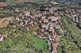 (F484) - TORRICELLA SICURA (Teramo) - Panorama - Teramo