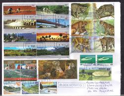 Argentina - 2020 - Lettre - Parcs Nationaux - Turisme - Argentine