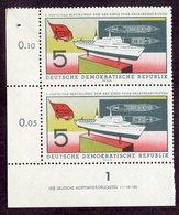 BK7- 413  DDR 1960  Mi.# 768 DV **postfrisch ( Cat.€2. ) - Ungebraucht