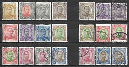 Iceland 1920 - King Christian X - Nuovi