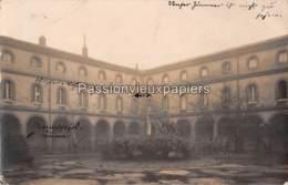 CARTE PHOTO TOULOUSE 1915 MONASTERE ? COUVENT ? ECOLE RELiGIEUSE ? Carte écrite Par Un PRISONNIER De GUERRE ALLEMAND - Toulouse