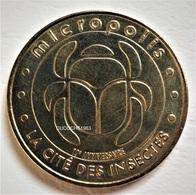 Monnaie De Paris 12.Saint Léons - Micropolis 10e Anniversaire 2010 - Monnaie De Paris