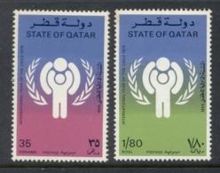 Qatar 1979 IYC (toned Perfs) MUH - Qatar