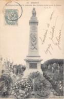SEINE SAINT DENIS  93  DRANCY - MONUMENT ELEVE A LA MEMOIRE DES SOLDATS MORTS POUR LA PATRIE - GUERRE 1870 71 - Drancy