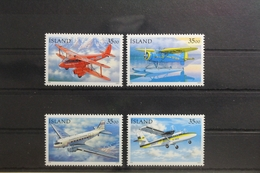 Island 866-869 ** Postfrisch #TE652 - Vliegtuigen