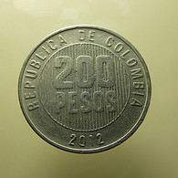 Colombia 200 Pesos 2012 - Colombia