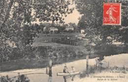HAUTS DE SEINE  92  BOURG LA REINE - L'HAY - BORDS DE LA BIEVRE - Bourg La Reine