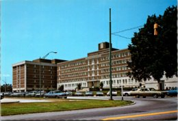 South Carolina Greenwood Self Memorial Hospital - Greenwood