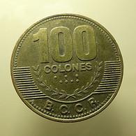Costa Rica 100 Colones 2007 - Costa Rica
