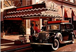 California San Francisco The San Franciscan Hotel Rolls Royce Limousine 1972 - San Francisco