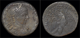 Elagabalus Billon Tetradrachm - Romane