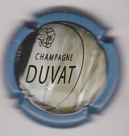 Capsule Champagne DUVAT Albéric ( 39 ; Contour Bleu De Prusse ) {S20-20} - Champagne