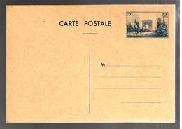 31895 - Arc De Triomphe - Postal Stamped Stationery