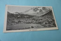 BELLE CARTE (format  14 X 7.5) ...COL D'ARSINES - Non Classés