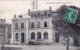 71 - Saone Et Loire - MONTCEAU LES MINES -  Hotel Des Postes - Montceau Les Mines