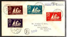 31908 - Série De LONDRES - St.Pierre & Miquelon