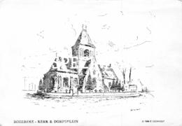 Kerk En Dorpsplein - Rozebeke - Zwalm