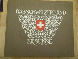 Das Schweizerland La Suisse 160 Illustrationen 31 Op 25 Cm - Books, Magazines, Comics