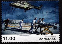 Denmark 2012  Norden   MiNr.1698 ( Lot  L 2351  )Helikoptere - Gebraucht