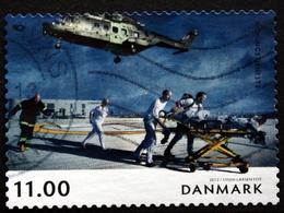 Denmark 2012  Norden   MiNr.1698 ( Lot  L 2363  )Helikoptere - Gebraucht