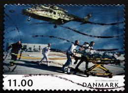 Denmark 2012  Norden   MiNr.1698 ( Lot  L 2384 )Helikoptere - Gebraucht