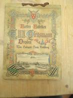 Dresden Wien Budapest Turin Trelleborg Farben Fabriken Gleittsmann Compleet Not Used 1908 - Grand Format : 1901-20