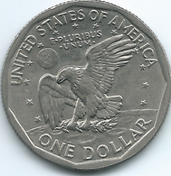 United States - Dollar - 1979 - KM207 - Federal Issues