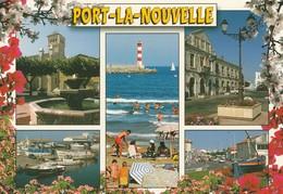 REF.B10 . 11 . PORT LA NOUVELLE - Port La Nouvelle